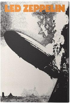 Led Zeppelin - Led Zeppelin I Canvas Print