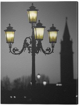 Lee Frost - Venetian Twilight Canvas Print