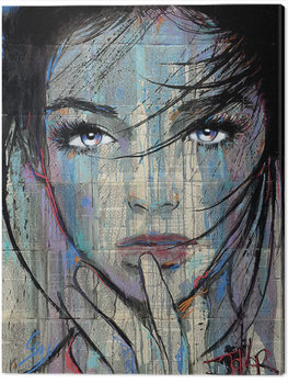 Loui Jover - Creations Canvas Print