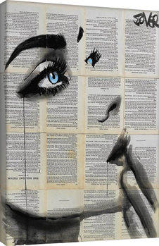 Loui Jover - Never Know Again Canvas Print