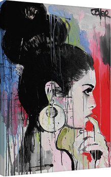 Loui Jover - Planets Canvas Print