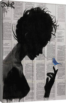 Loui Jover - Poetica Canvas Print