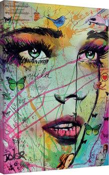 Loui Jover - Wild Things Canvas Print
