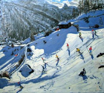Matterhorn, Zermatt Canvas Print