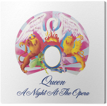 Queen - A Night at the Opera Canvas Print
