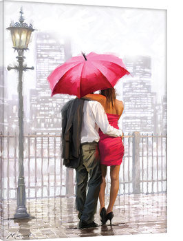 Richard Macneil - Bright Lights Canvas Print