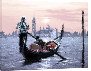 Richard Macneil - Venice Canvas Print