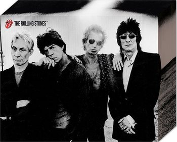 Rolling Stones - group Canvas Print