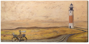 Sam Toft - A Day of Light Canvas Print