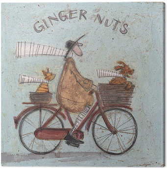 Sam Toft - Ginger Nuts Canvas Print