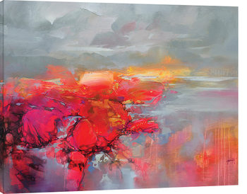 Scott Naismith - Molecular Bonds 2 Canvas Print