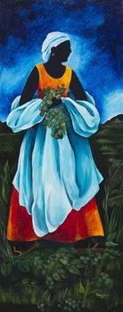 Season Quenepe, 2011, Canvas Print