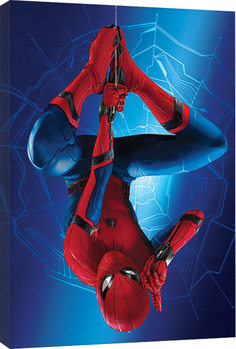 Spider-Man Homecoming - Hang Canvas Print
