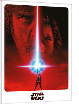 Star Wars The Last Jedi - Teaser Canvas Print