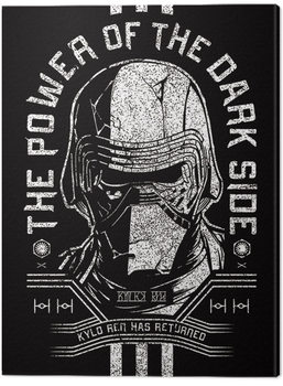 Star Wars: The Rise of Skywalker - Kylo Ren Has Returned Canvas Print