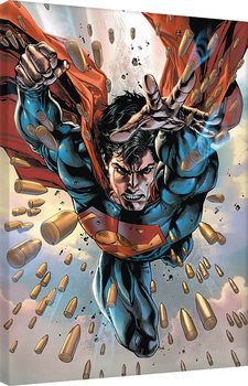 Superman - 75th Canvas Print
