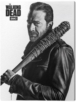 The Walking Dead - Negan Canvas Print