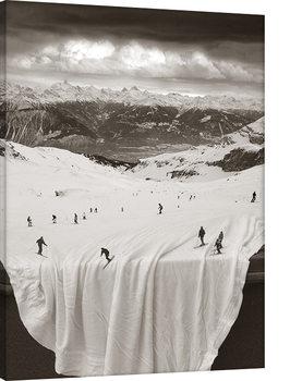 Thomas Barbey - Oh Sheet! Canvas Print