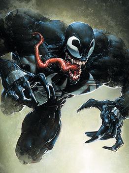 Venom - Leap Canvas Print