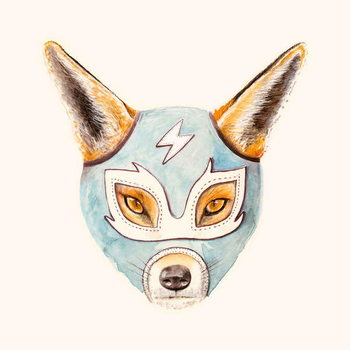 Canvas-taulu Andrew Fox Wrestler