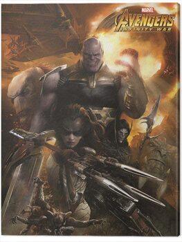 Canvas-taulu Avengers: Infinity War - Children of Thanos