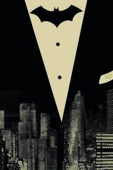 Canvas-taulu Batman - In the City
