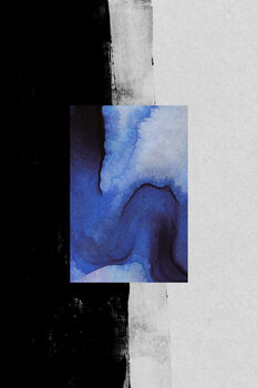 Canvas-taulu Blue