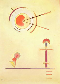 Composition, 1929 Canvas-taulu