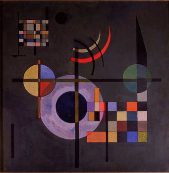 Counter Weights, 1926 Canvas-taulu