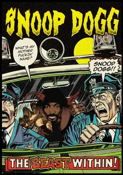 Canvas-taulu Dangerous Dogg