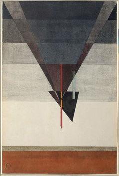 Canvas-taulu Descent, 1925