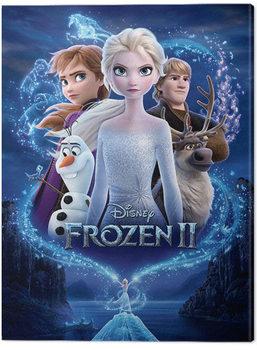Canvas-taulu Frozen: huurteinen seikkailu 2 - Magic