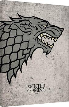 Game of Thrones - Stark Canvas-taulu