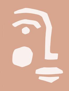 Canvas-taulu Graphic Portrait