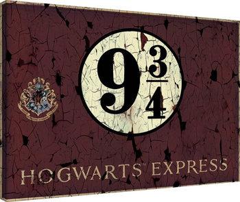 Canvas-taulu Harry Potter - Hogwart's Express