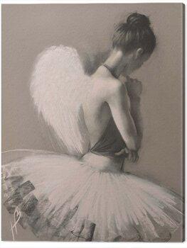 Canvas-taulu Hazel Bowman - Angel Wings II