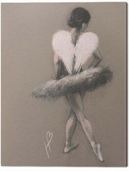 Canvas-taulu Hazel Bowman - Angel Wings III