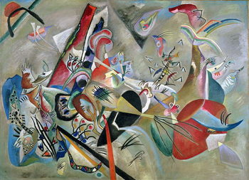In the Grey, 1919 Canvas-taulu
