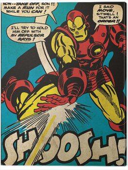 Canvas-taulu Iron Man - Shoosh