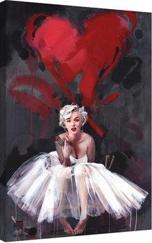 James Paterson - Paint Canvas-taulu