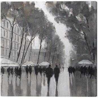 Jon Barker - New York Never Stops Canvas-taulu