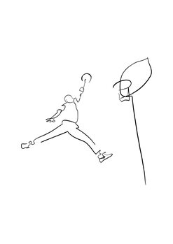Canvas-taulu Jordan