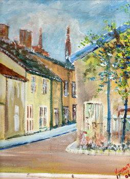 Canvas-taulu Laignes, France, 2006,
