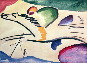 Canvas-taulu Lyrical, 1911