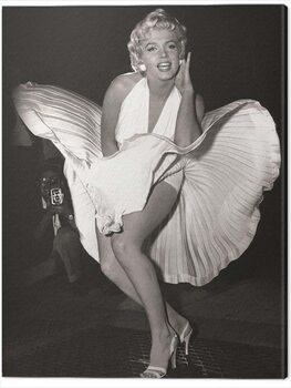 Canvas-taulu Marilyn Monroe - Seven Year Itch