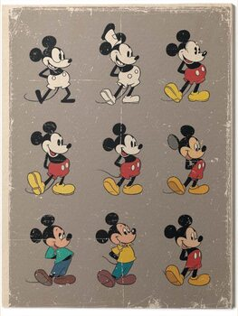 Canvas-taulu Mickey Mouse