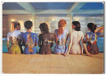 Canvas-taulu Pink Floyd - Back Catalogue