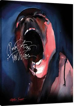 Pink Floyd The Wall - Screamer Canvas-taulu