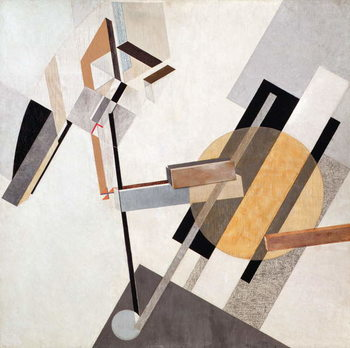 Canvas-taulu Proun-19-D, 1920
