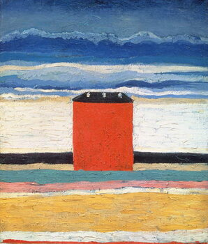 Canvas-taulu Red House